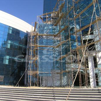 Spider Glass Curved Curtain Wall on MERO SPACE FRAME 3D TRUSS Glasscon 04.jpg