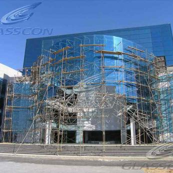 Spider Glass Curved Curtain Wall on MERO SPACE FRAME 3D TRUSS Glasscon 11.jpg
