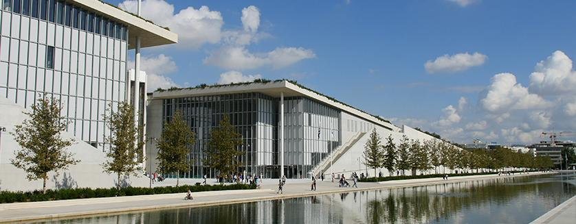 The Opening of the Stavros Niarchos Foundation Cultural Center