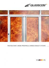 GLASSCON Fire Rated & Smoke-Proof Systems